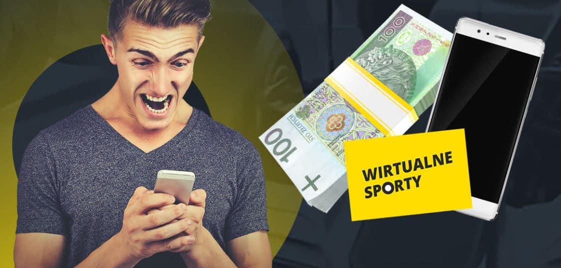 Obstawiaj Wirtualne Sporty! Fortuna rozdaje smartfony!