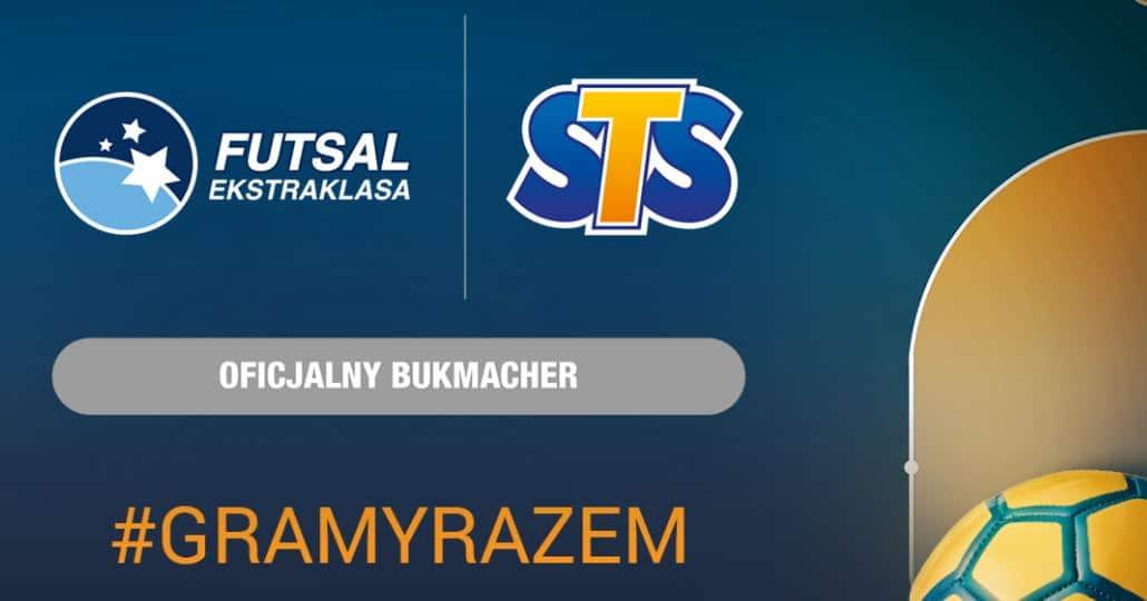 STS oficjalnym sponsorem Futsal Ekstraklasy!