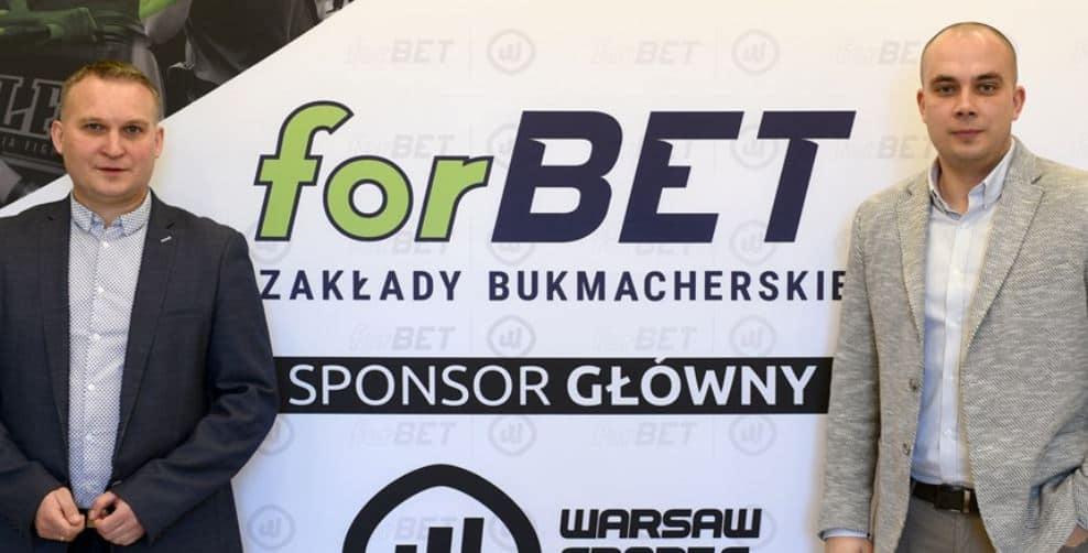 Legia i Andrzej Fonfara rozpoczęli współpracę z forBET!