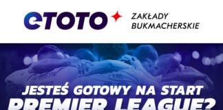 50 PLN na obstawianie Premier League w eToto!