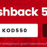 Betclic kod promocyjny KOD550