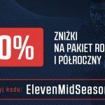 Kod promocyjny Eleven Sport