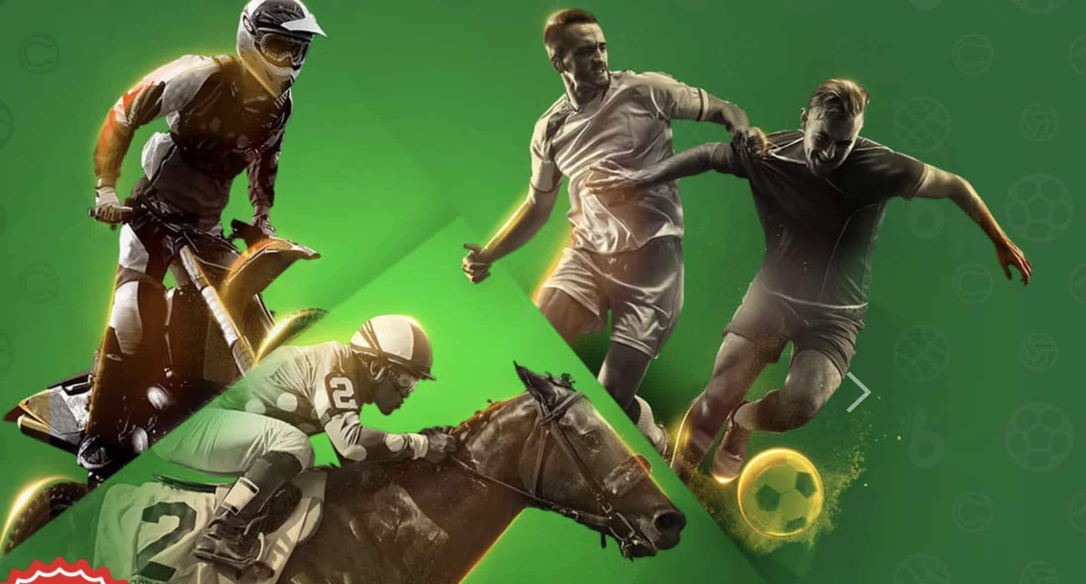 Czas na Wirtualne Sporty od Totalbet!