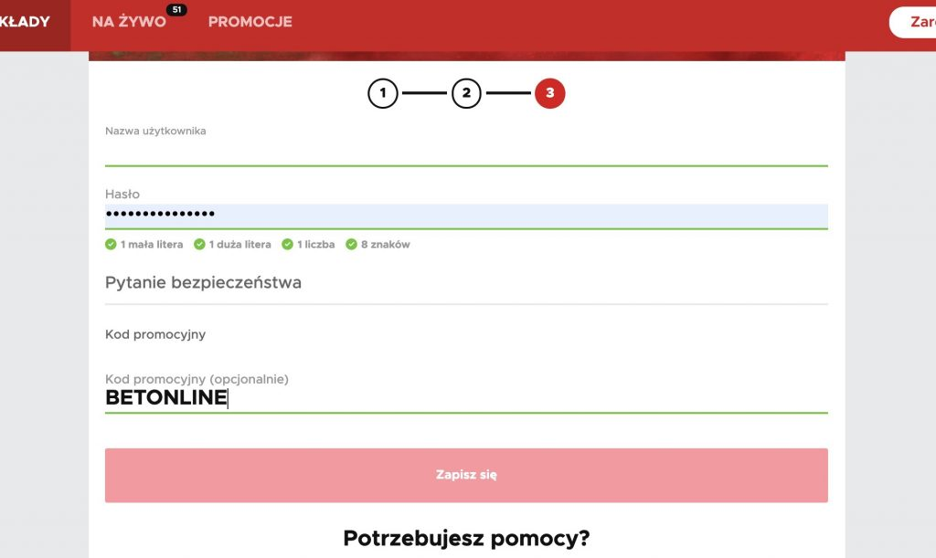 Ile wynosi bonus powitalny na stronie BetClic.pl?