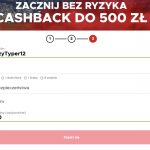 Betclic bukmacher online – 500 PLN jako cashback na start!