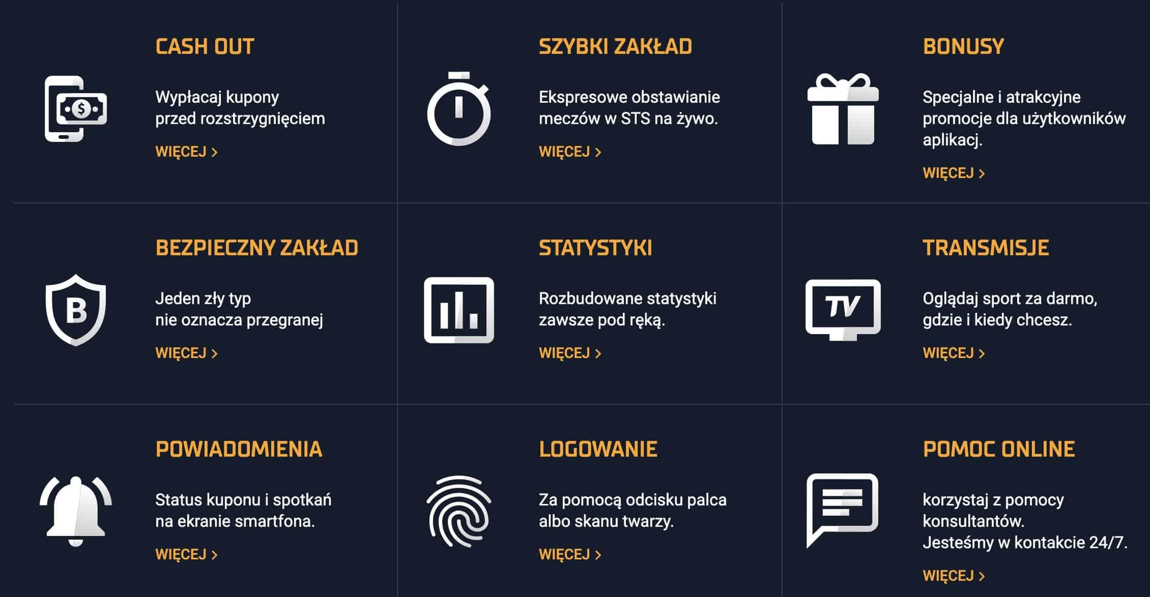 Ranking bukmacherów - aplikacje mobilne