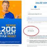 STS kod promocyjny – bonus bez wpłaty 29 PLN